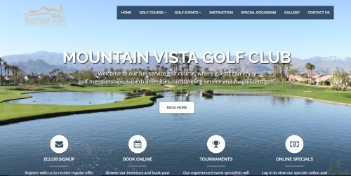 Mountain Vista's NEW Website is here!