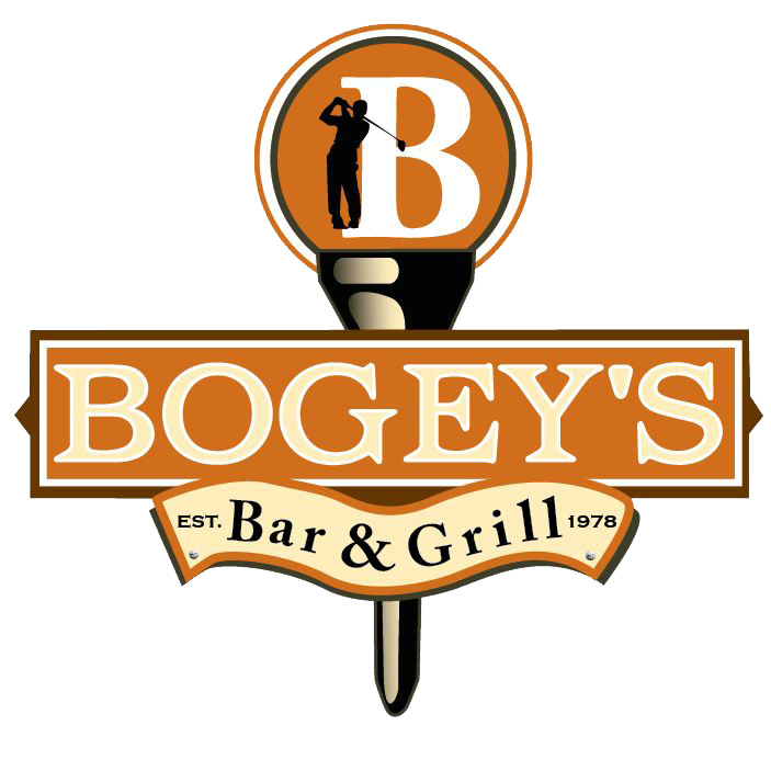 Bogey's Bar and Grill logo